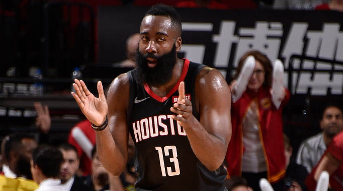 Rockets Tune Out Noise, Begin to Show Signs of Last Season's Offensive Dominance | Sports Illustrated