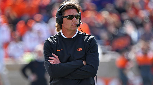 Oklahoma State Coach Mike Gundy Blames Ease of Transferring on 'Liberalism' And 'Snowflakes' | Sports Illustrated