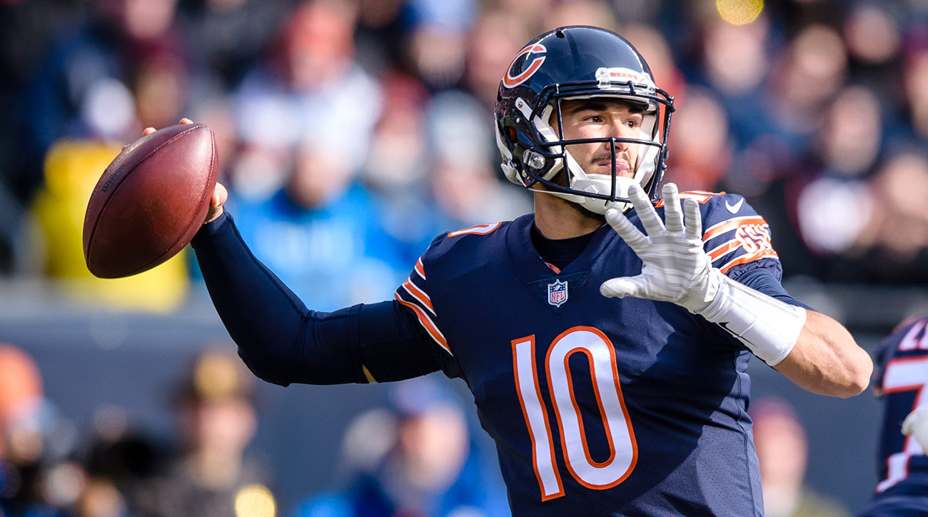 How the Bears Are Building Trubisky for a Super Bowl Run | Sports Illustrated
