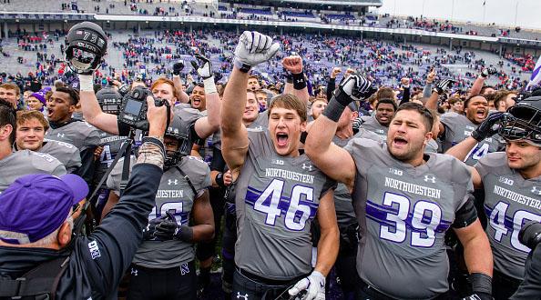 Northwestern free tickets big ten championship