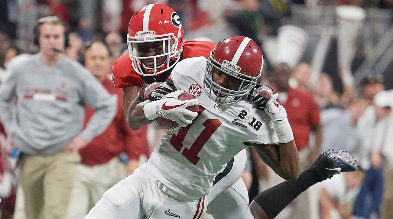 College Football Playoff rankings: Could Georgia, Alabama make the top four?