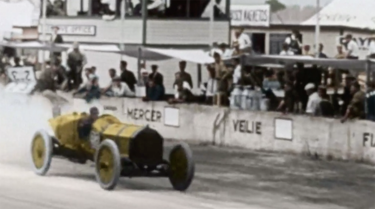 first Indy 500, Indy 500 video, indy 500, smithsonian