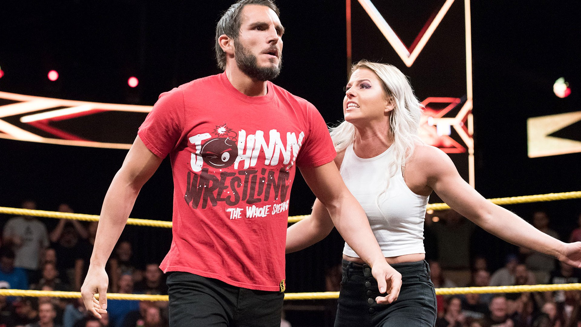 Johnny Gargano interview on Aleister Black, Tommaso Ciampa, more