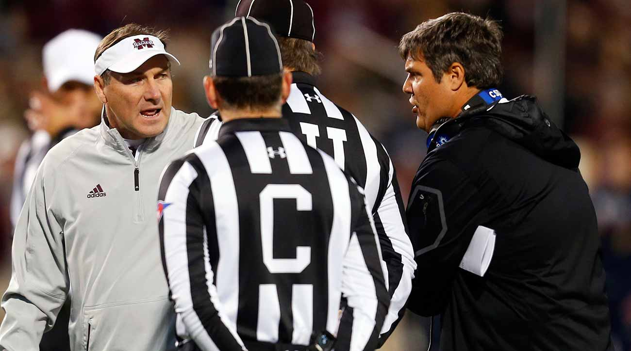 Egg Bowl history: Mississippi State, Ole Miss rivalry played out between coaches