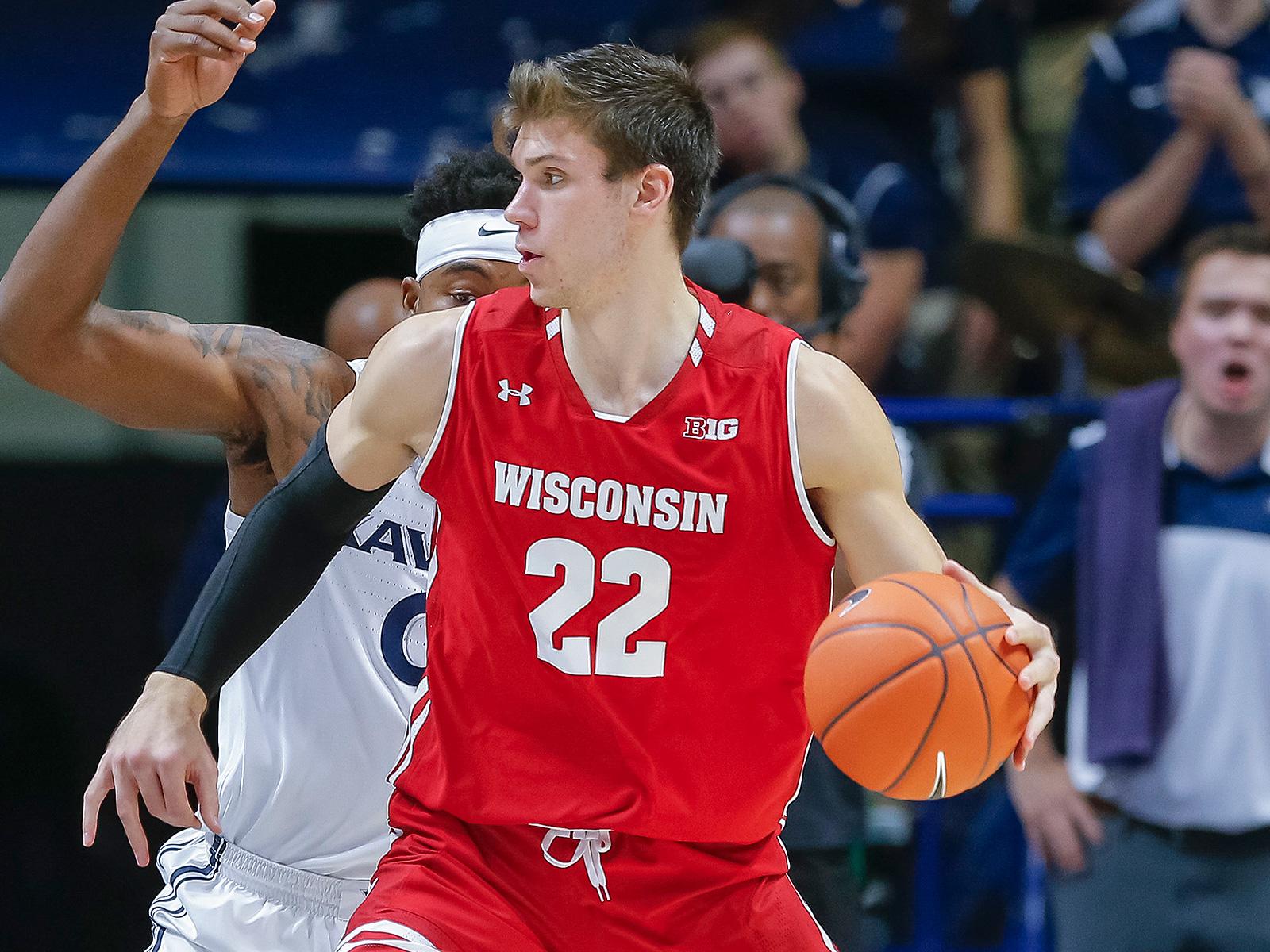 Wisconsin Ethan Happ