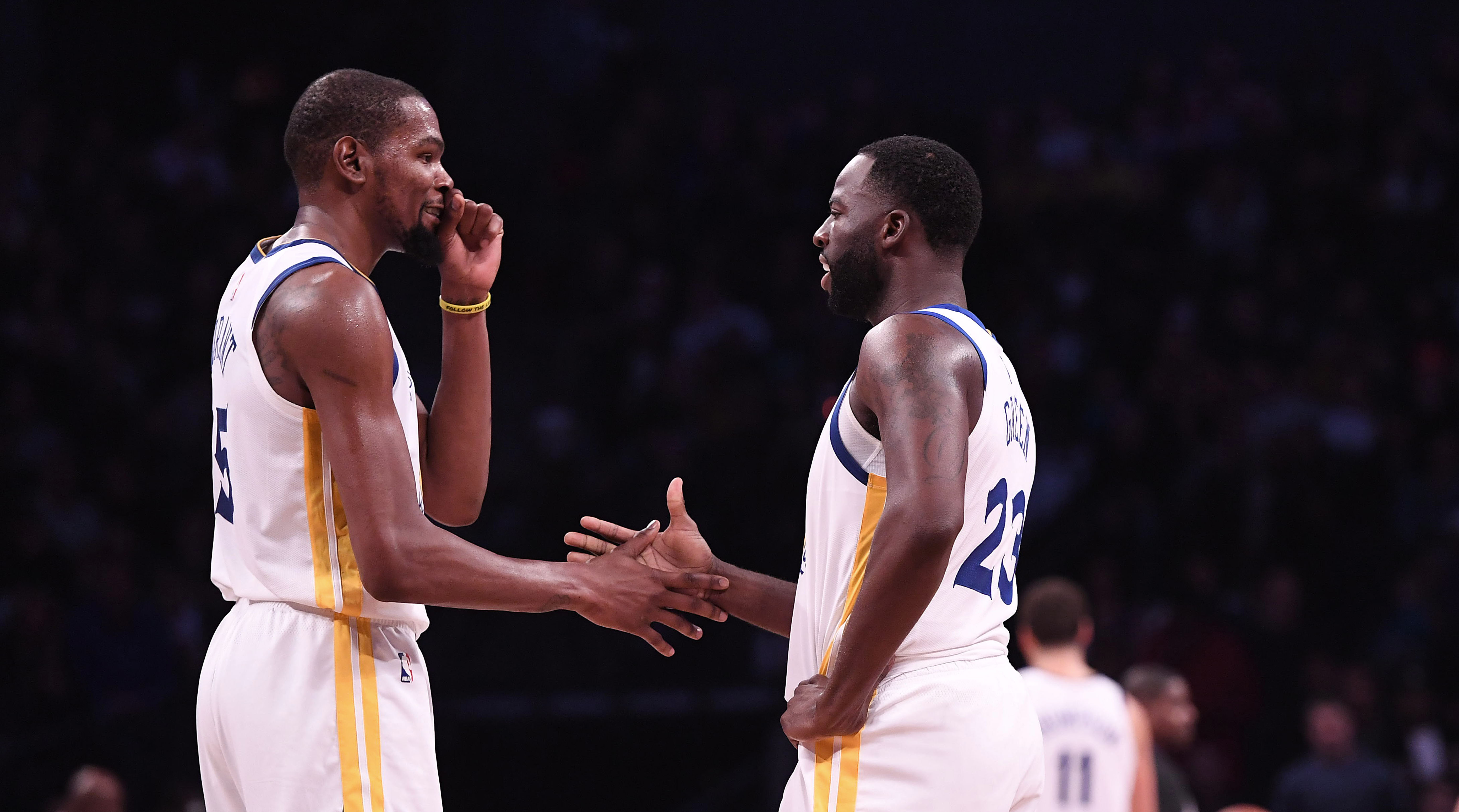 Kevin Durant Draymond Green argument wont affect free agency