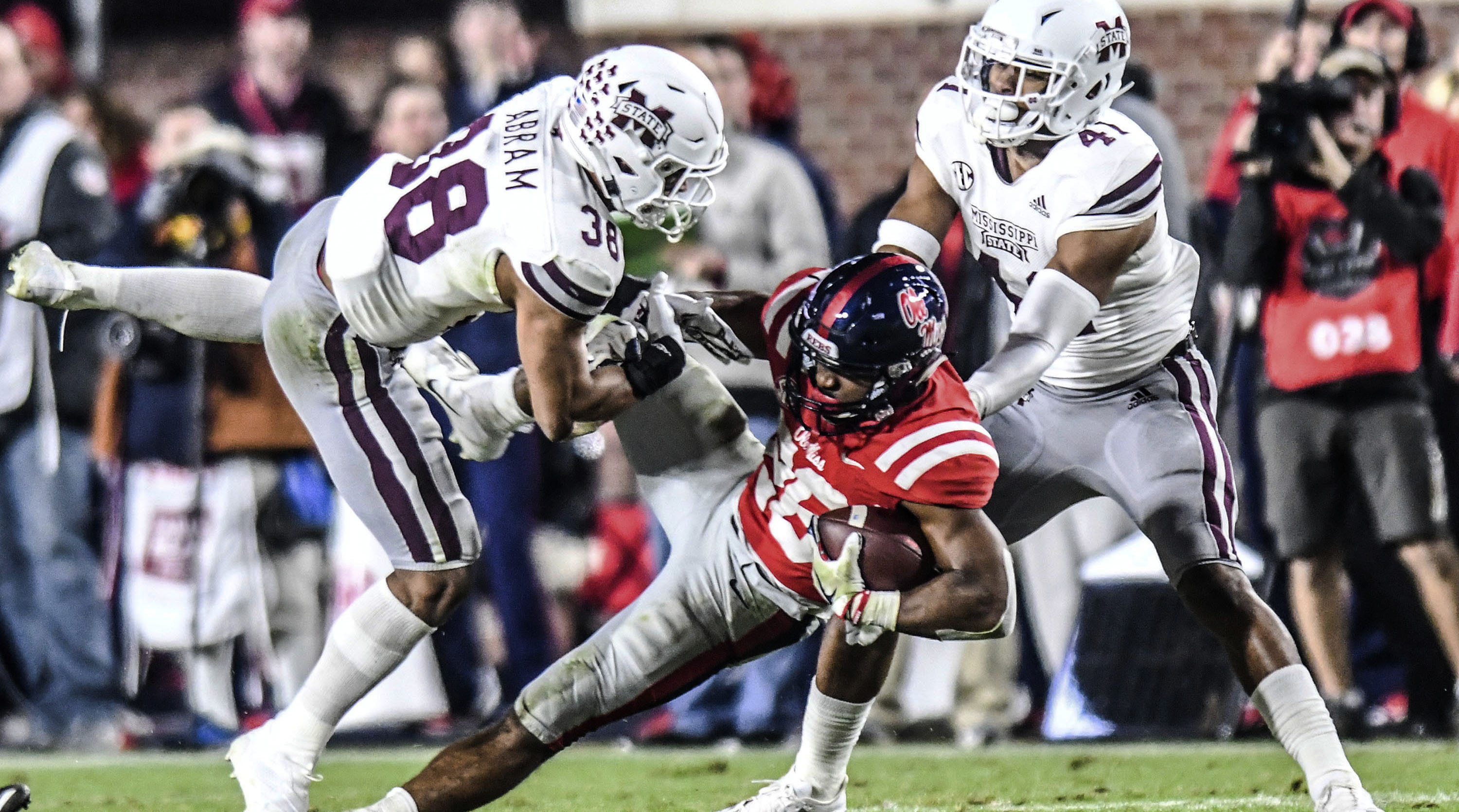 Mississippi State beats Ole Miss in Egg Bowl
