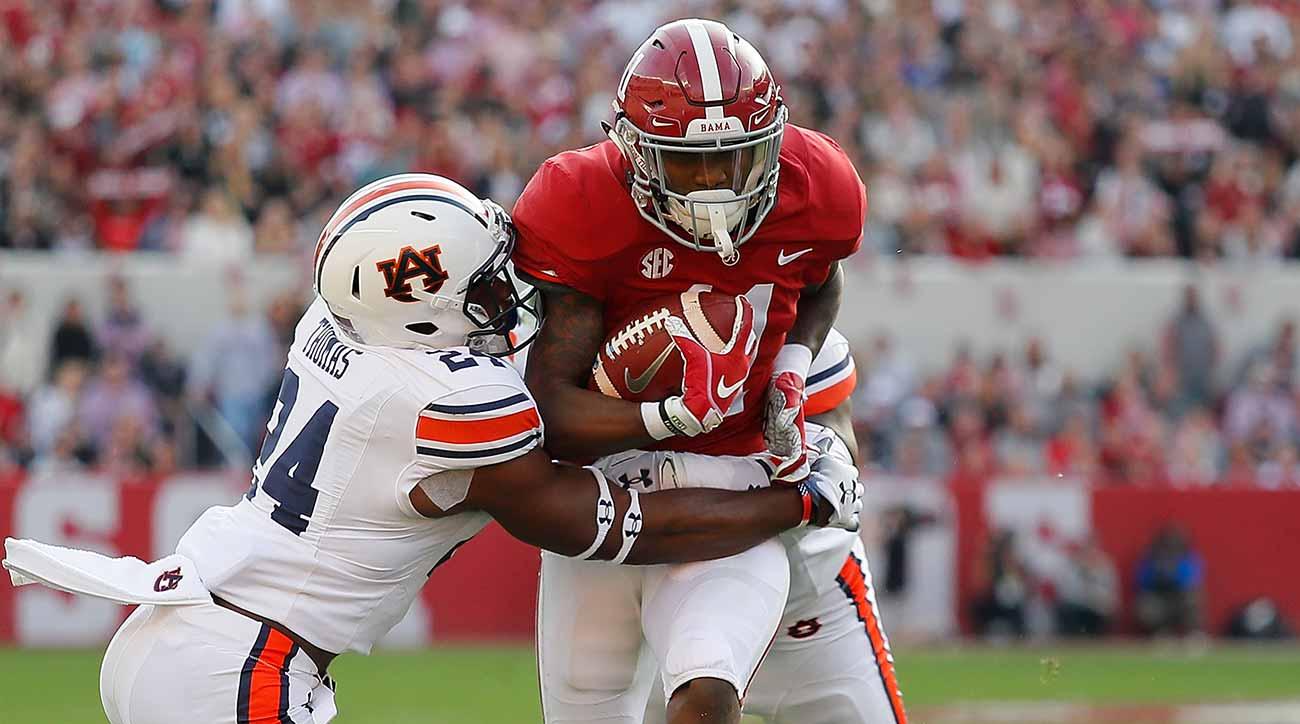Alabama vs. Auburn: Iron Bowl was close before Tua Tagovailoa goes off