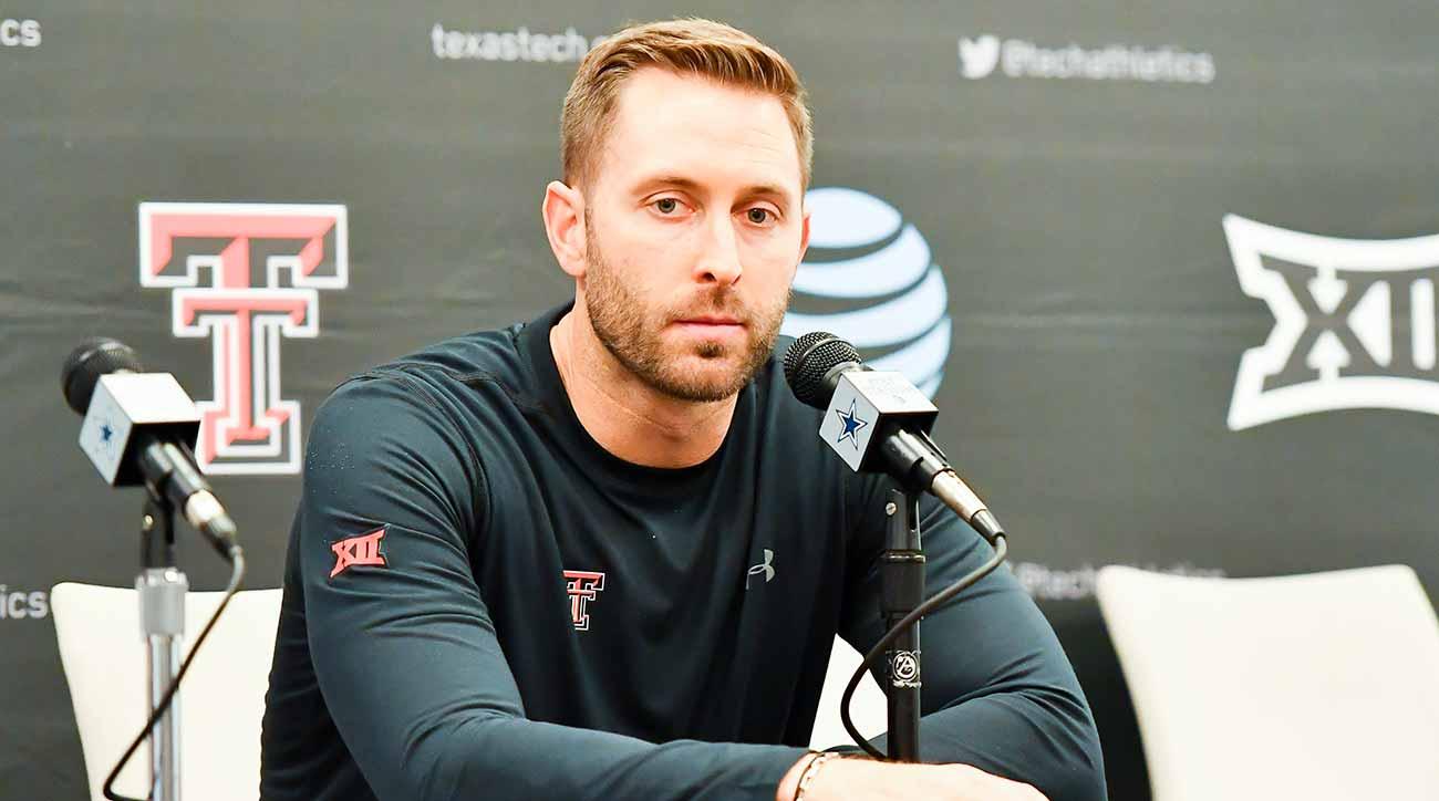 Texas Tech fires Kliff Kingsbury: Red Raiders begin coaching search