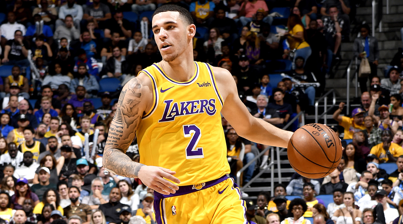 e87eac0834c Lakers  Can Lonzo Ball coexist with LeBron James
