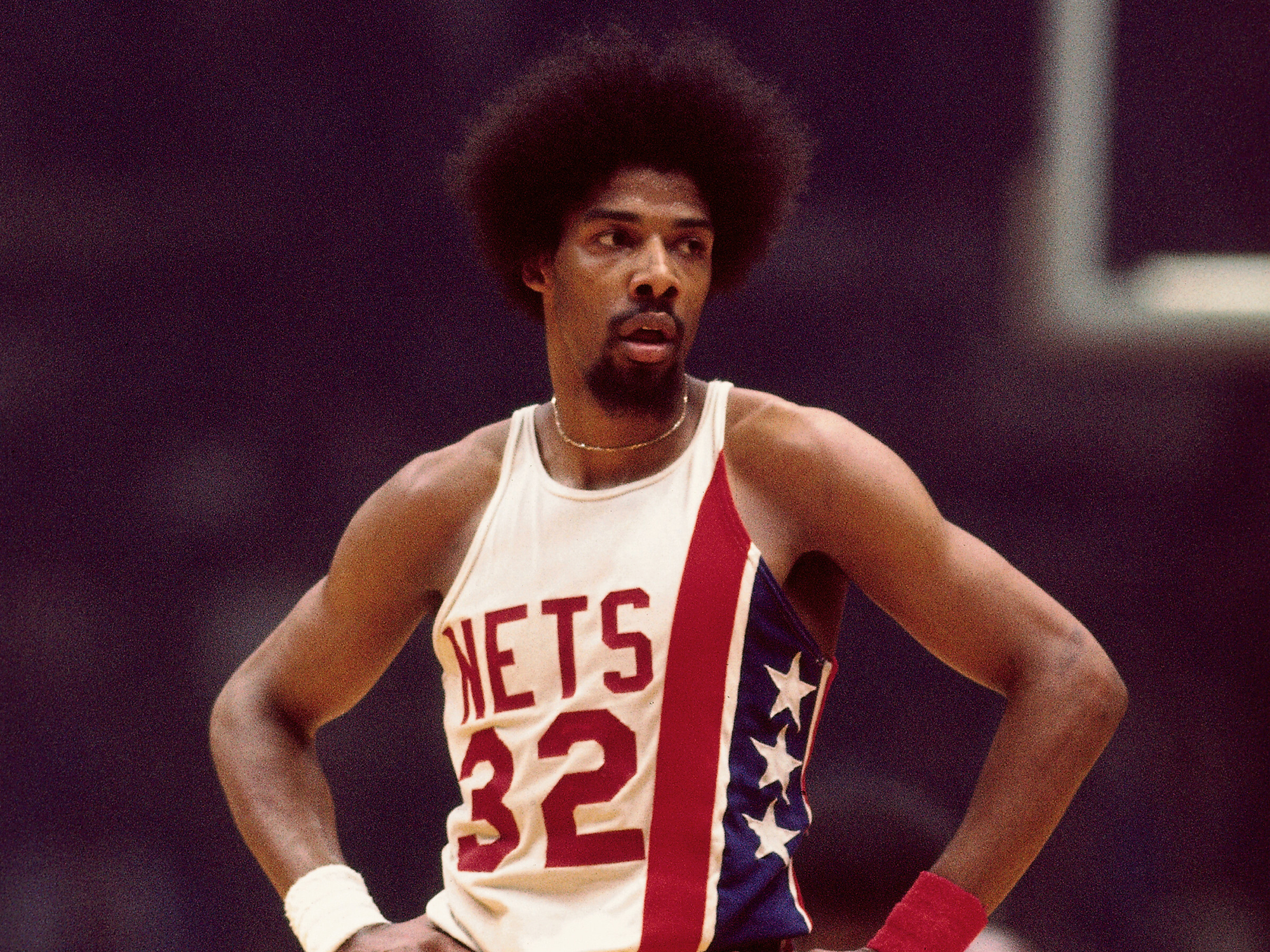 New Jersey Nets: Julius Erving