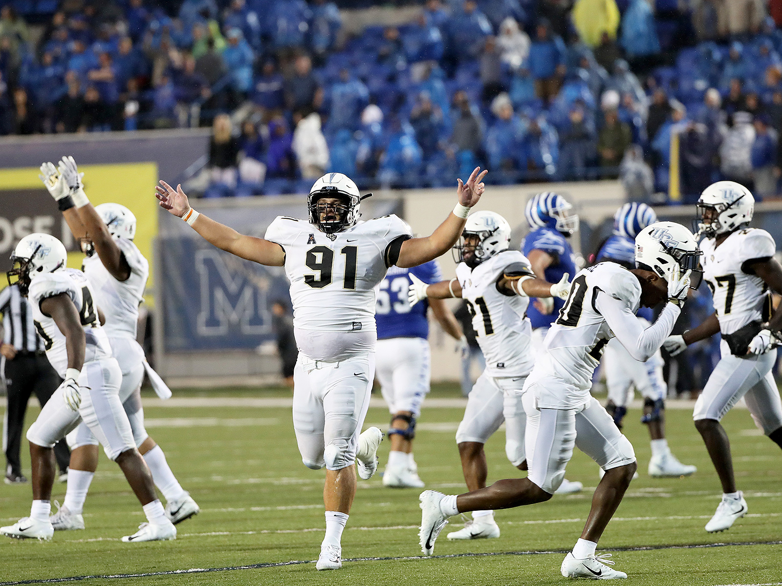 UCF Joey Connors