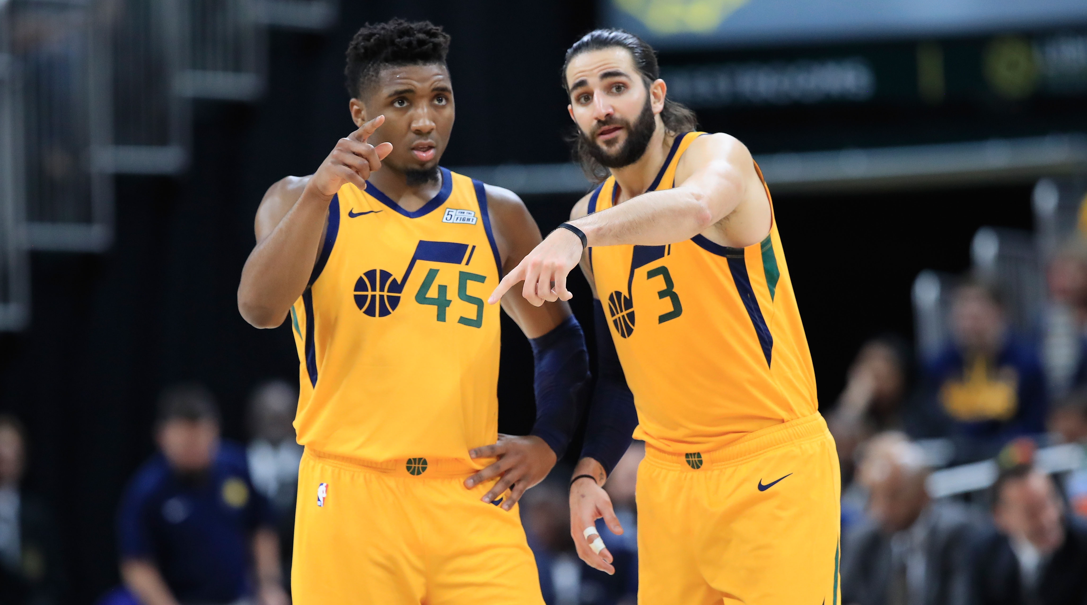 681d92746 Donovan Mitchell and the Jazz stumble out of the gate