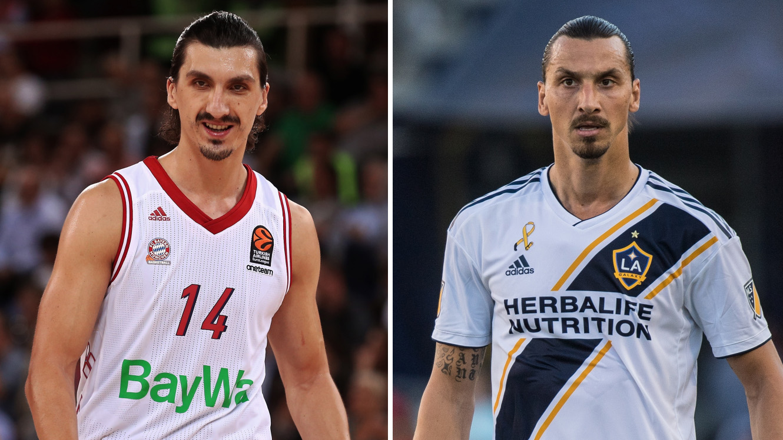 Zlatan Ibrahimovic doppelganger: Nihad Dedovic looks like soccer star