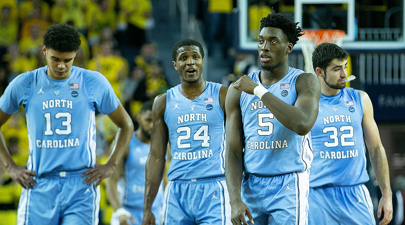 North Carolina Nassir Little