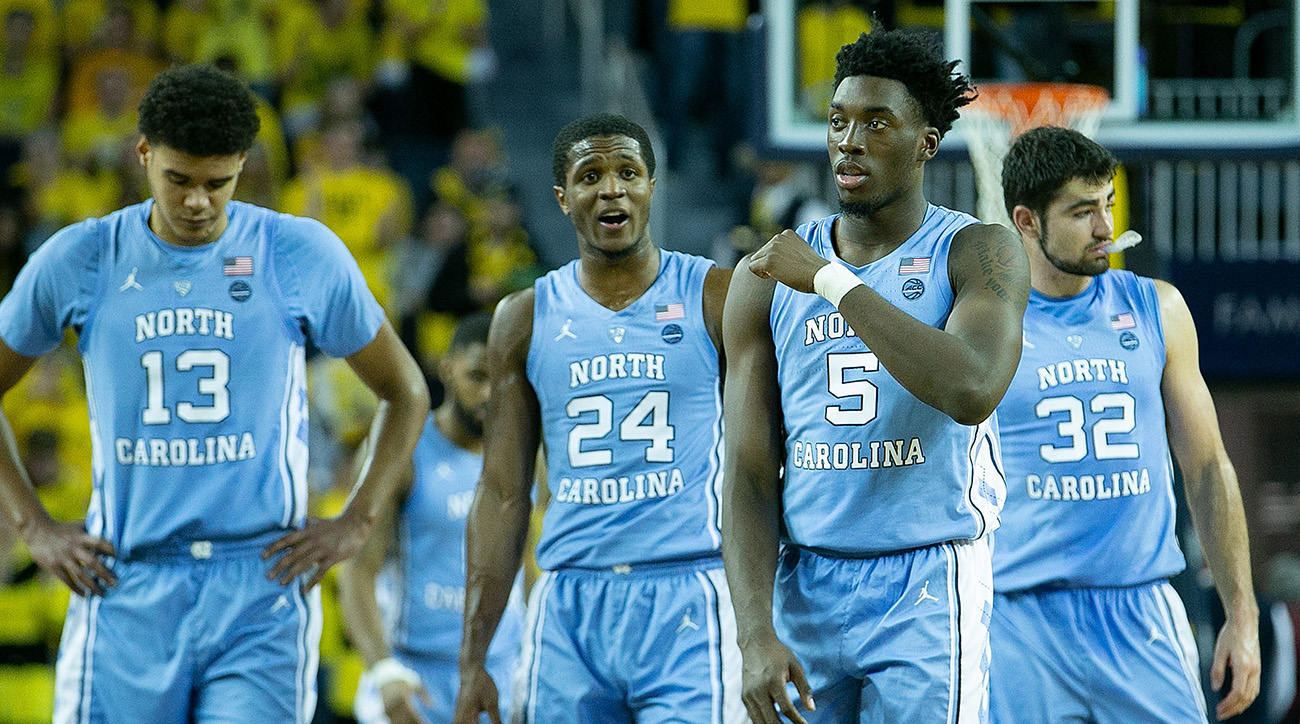 Nassir Little, UNC and the challenge of scouting | SI com