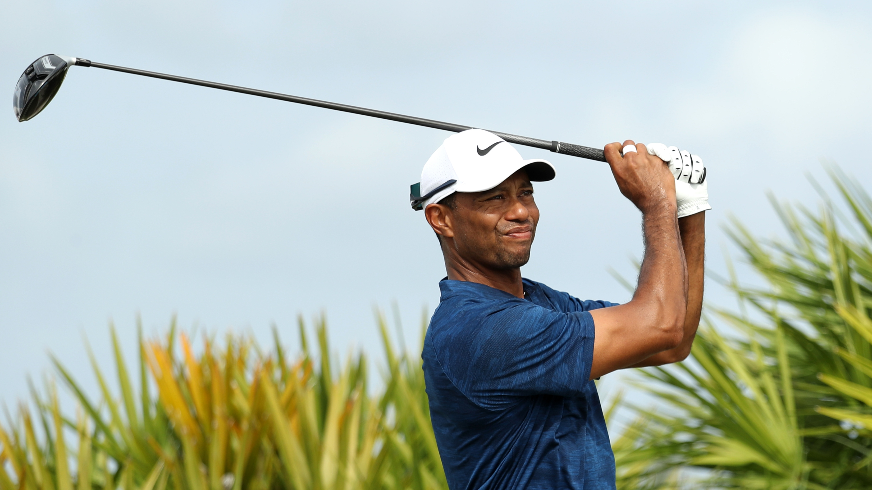 Tiger Woods hero world challenge saturday score