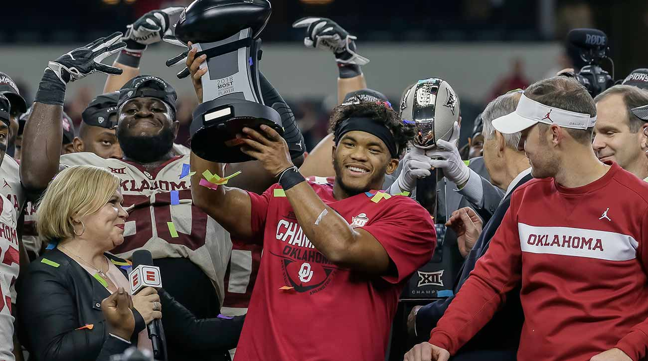 College Football Playoff semifinals: Oklahoma edges Georgia, expansion talk cools