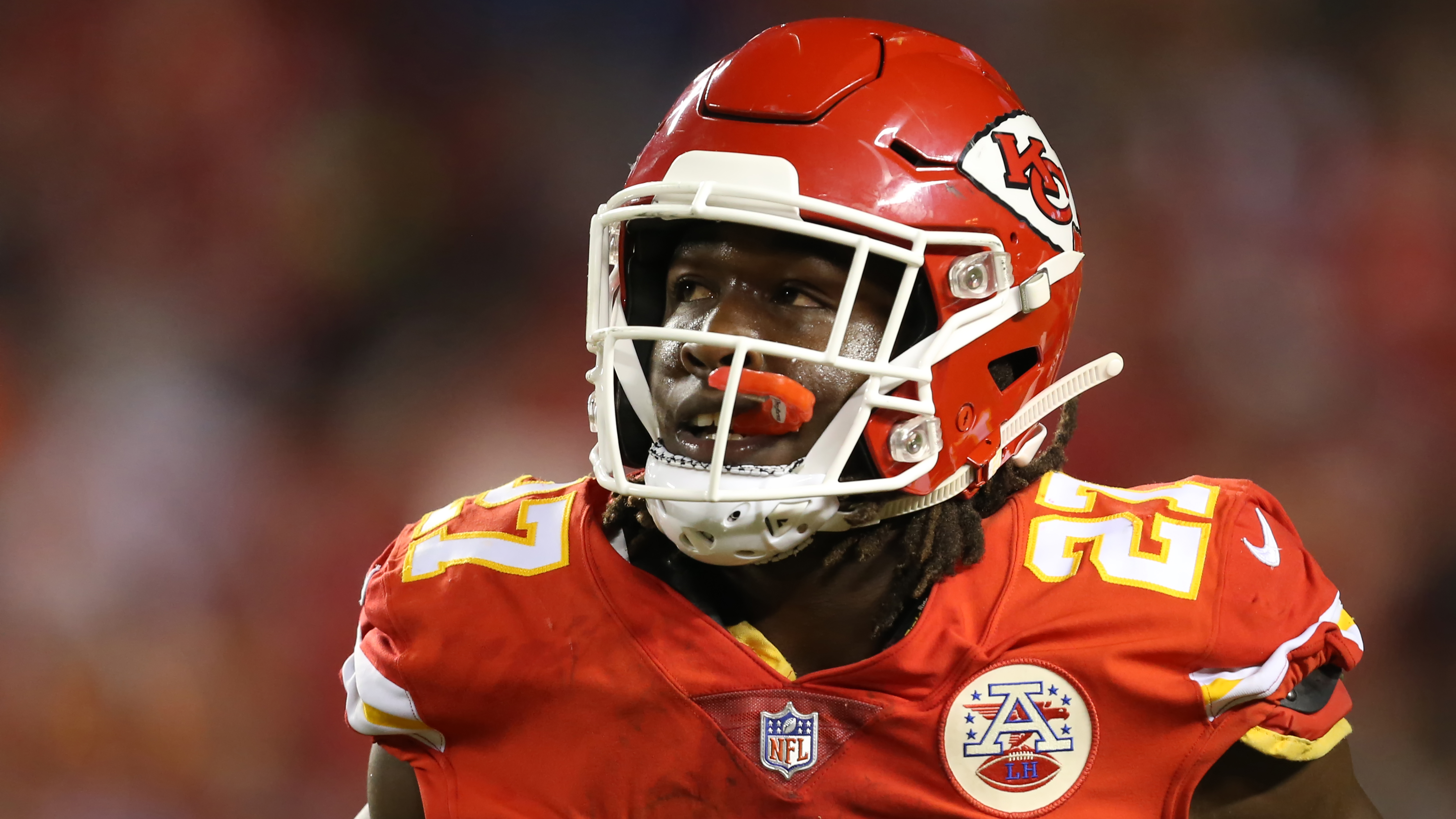 new concept 33a92 d31b8 Ex-Chiefs RB Kareem Hunt could face suspension over six ...