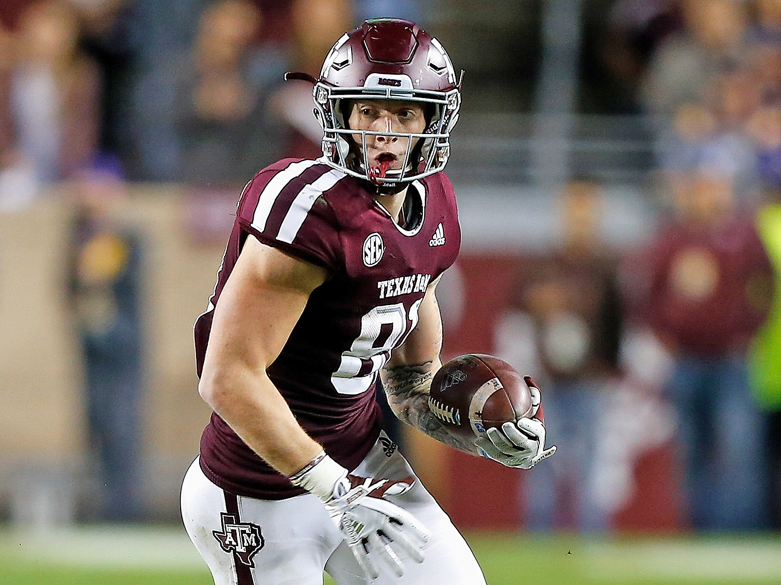 Texas A&M Jace Sternberger
