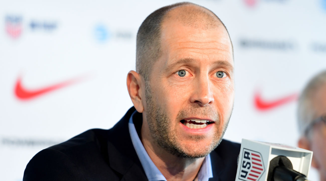 Gregg Berhalter is the new U.S. men's national team manager