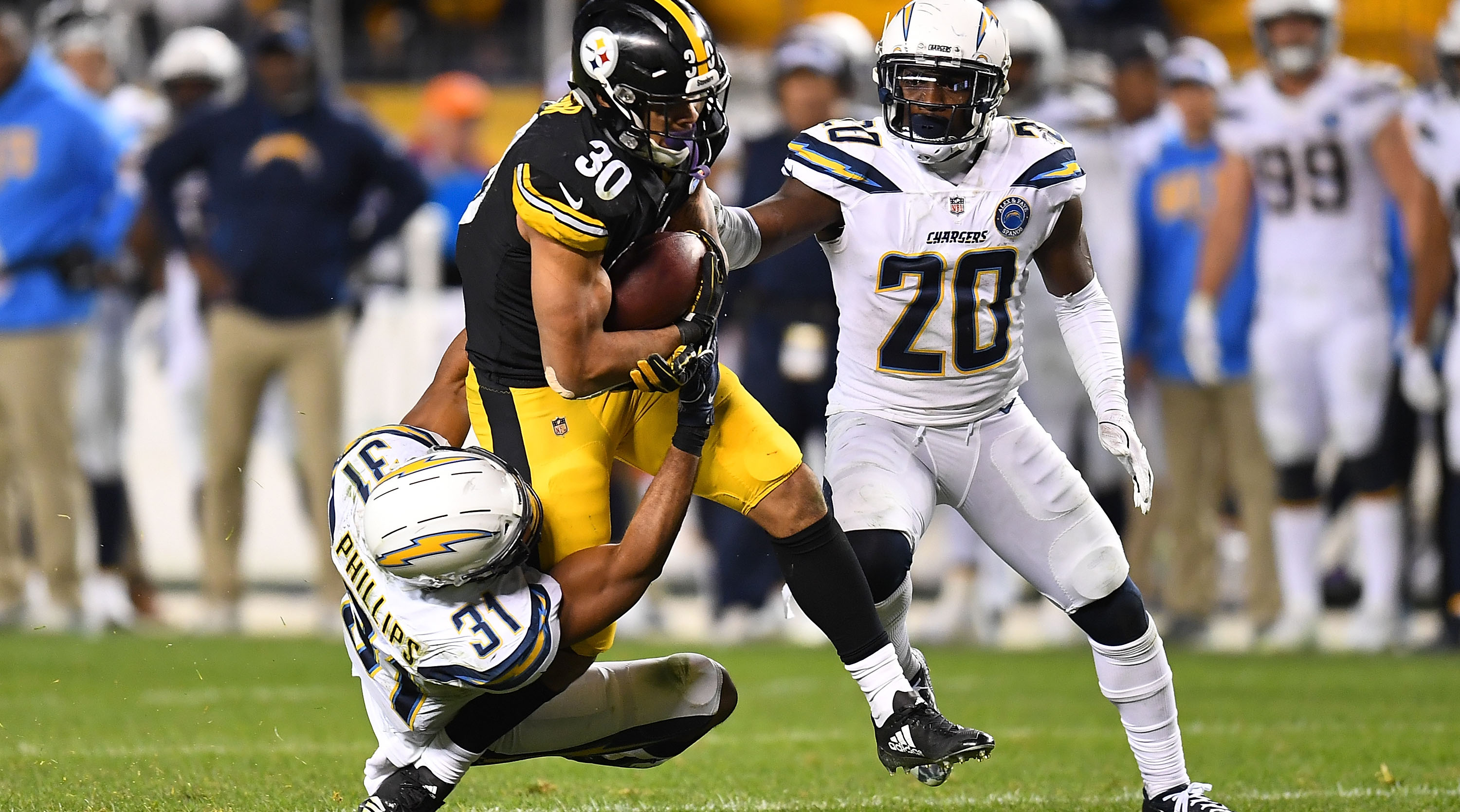 04b7f13f7e8 James Conner injury news  Steelers RB out vs Raiders