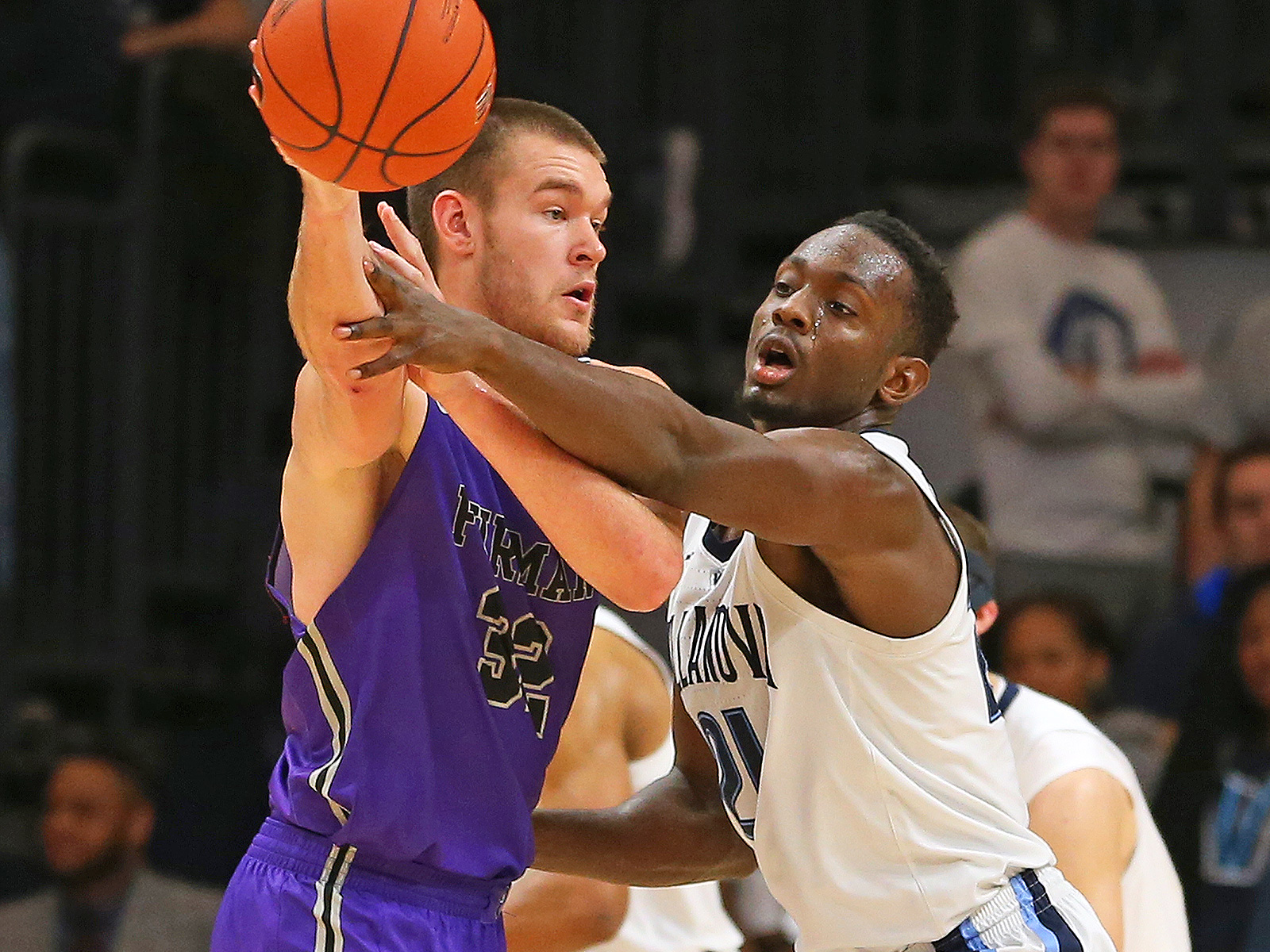 Furman Matt Rafferty