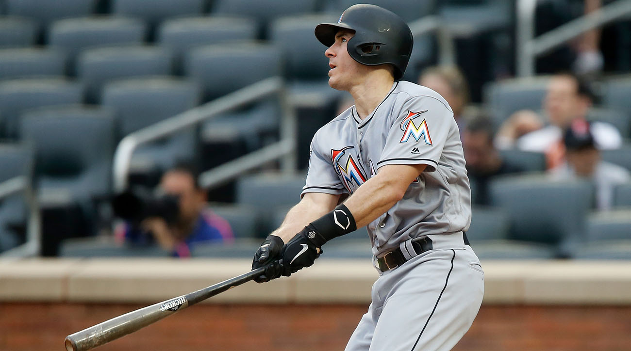 Miami Marlins v New York Mets - Game One
