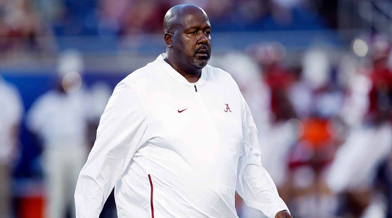 Mike Locksley to Maryland, Alabama's new offensive coordinator | Mailbag