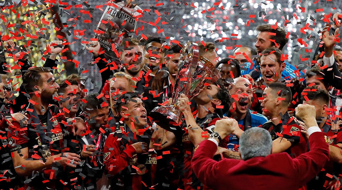 Atlanta United wins MLS Cup