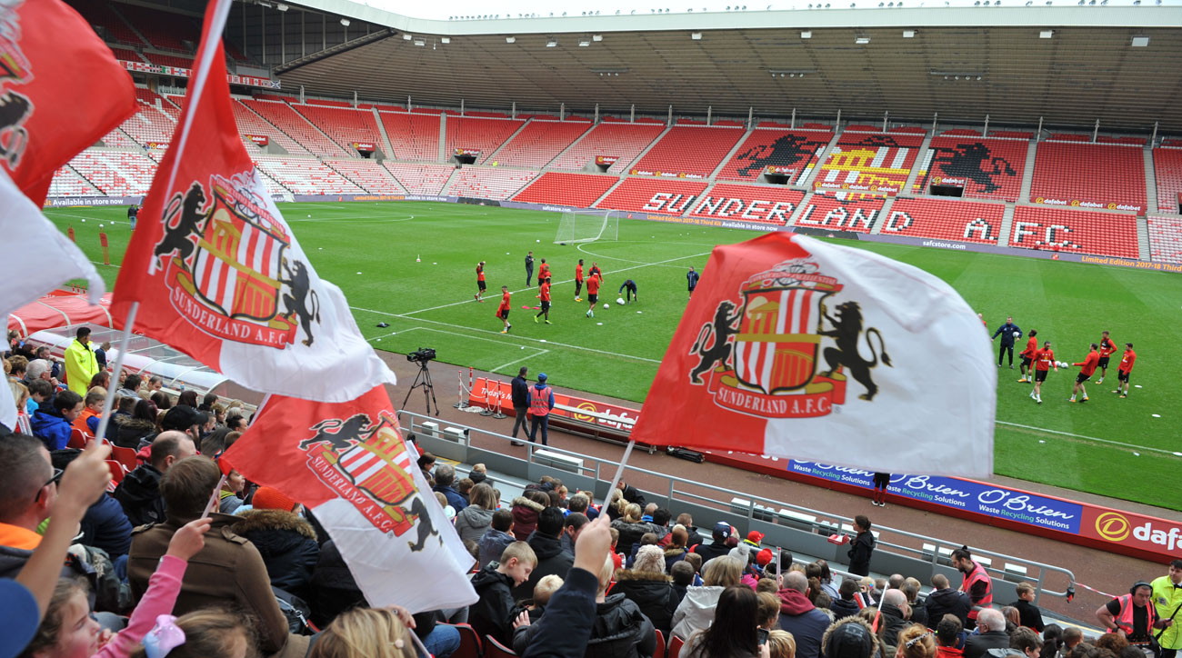 Sunderland is at the center of a new Netflix docuseries