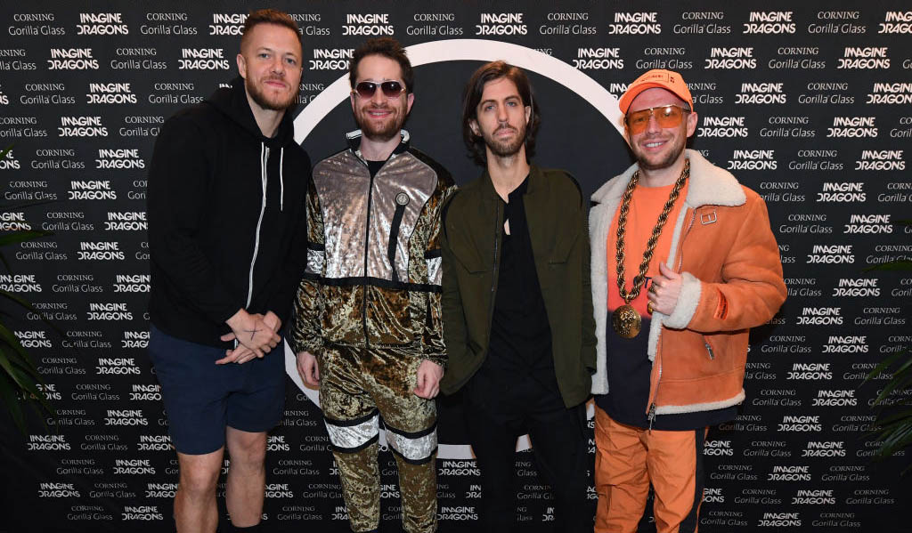 The Origins Experience With Imagine Dragons In Las Vegas