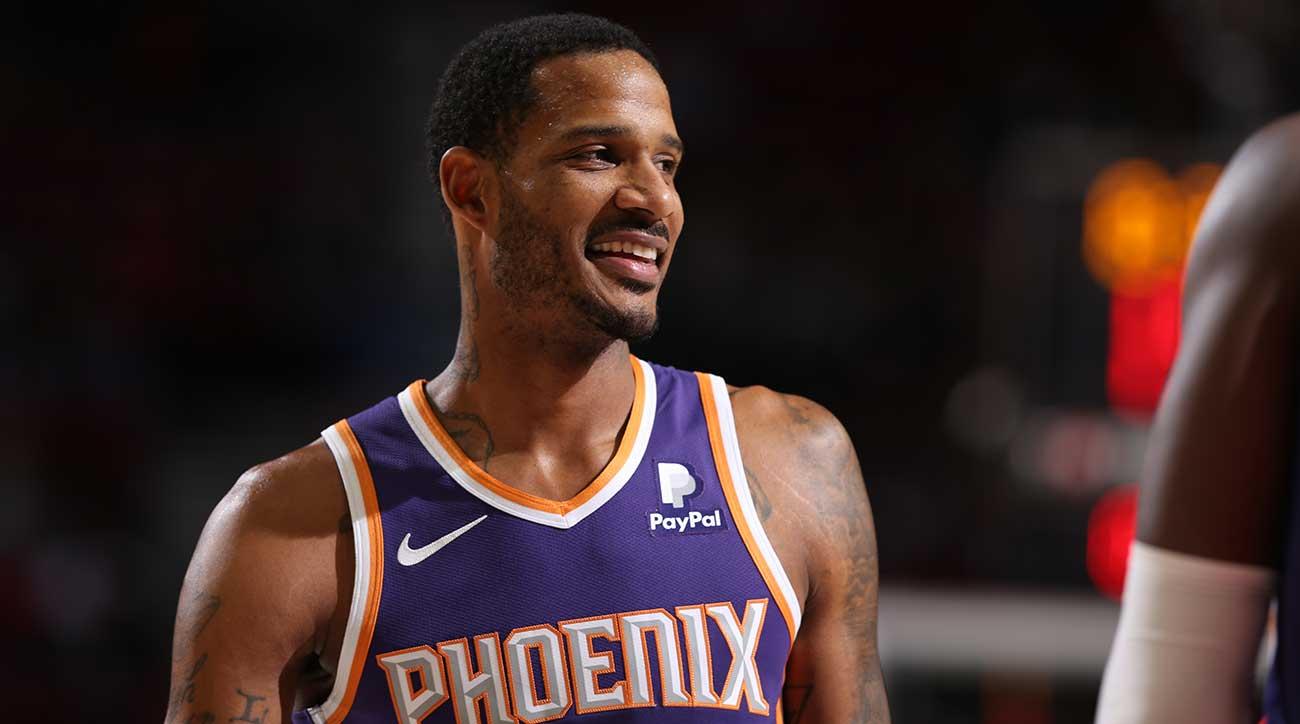 Phoenix Suns forward Trevor Ariza