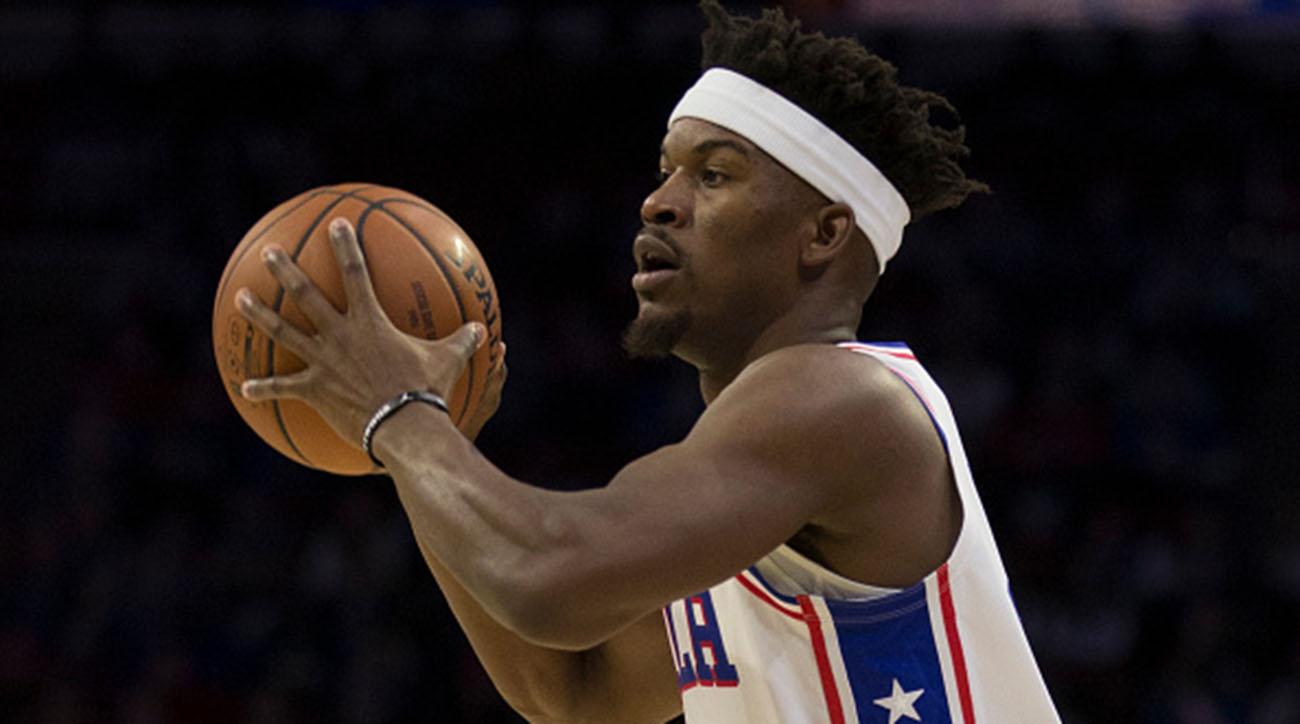 Jimmy Butler Doubtful vs. Nets