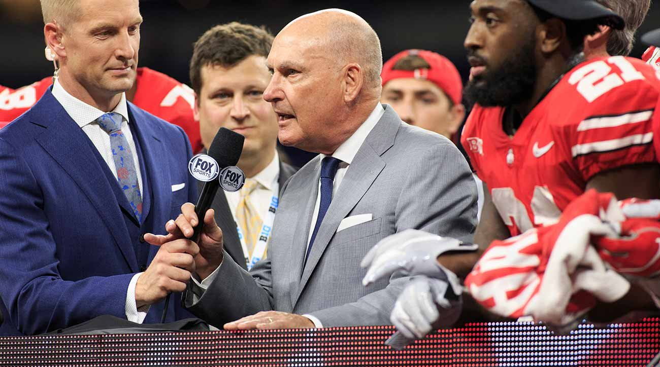 College Football Playoff expansion: Jim Delany, Big Ten balancing multiple sides