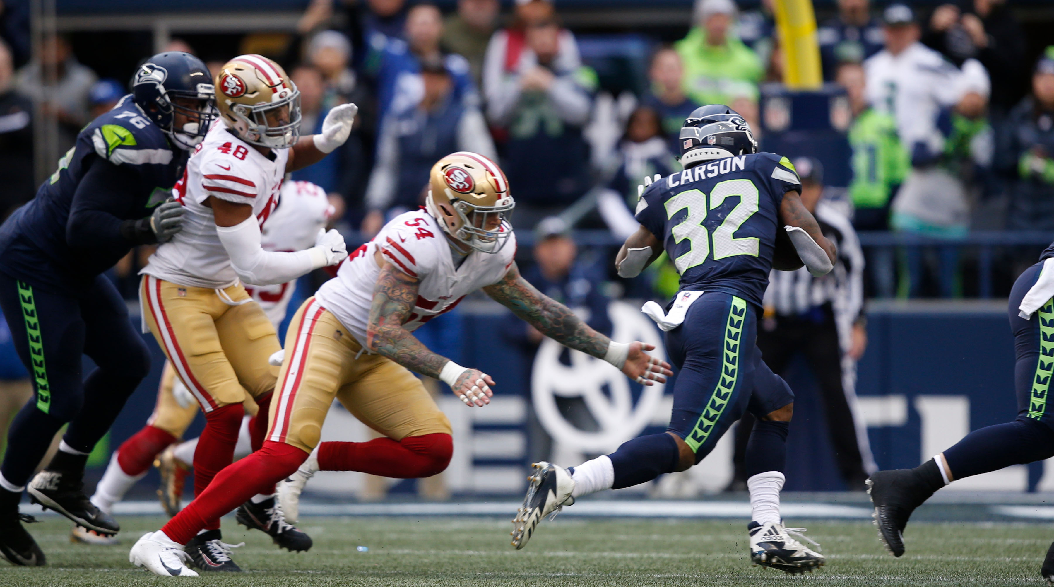 How to Watch Seahawks vs. 49ers: Live Stream, TV Channel, Game Time   Sports Illustrated
