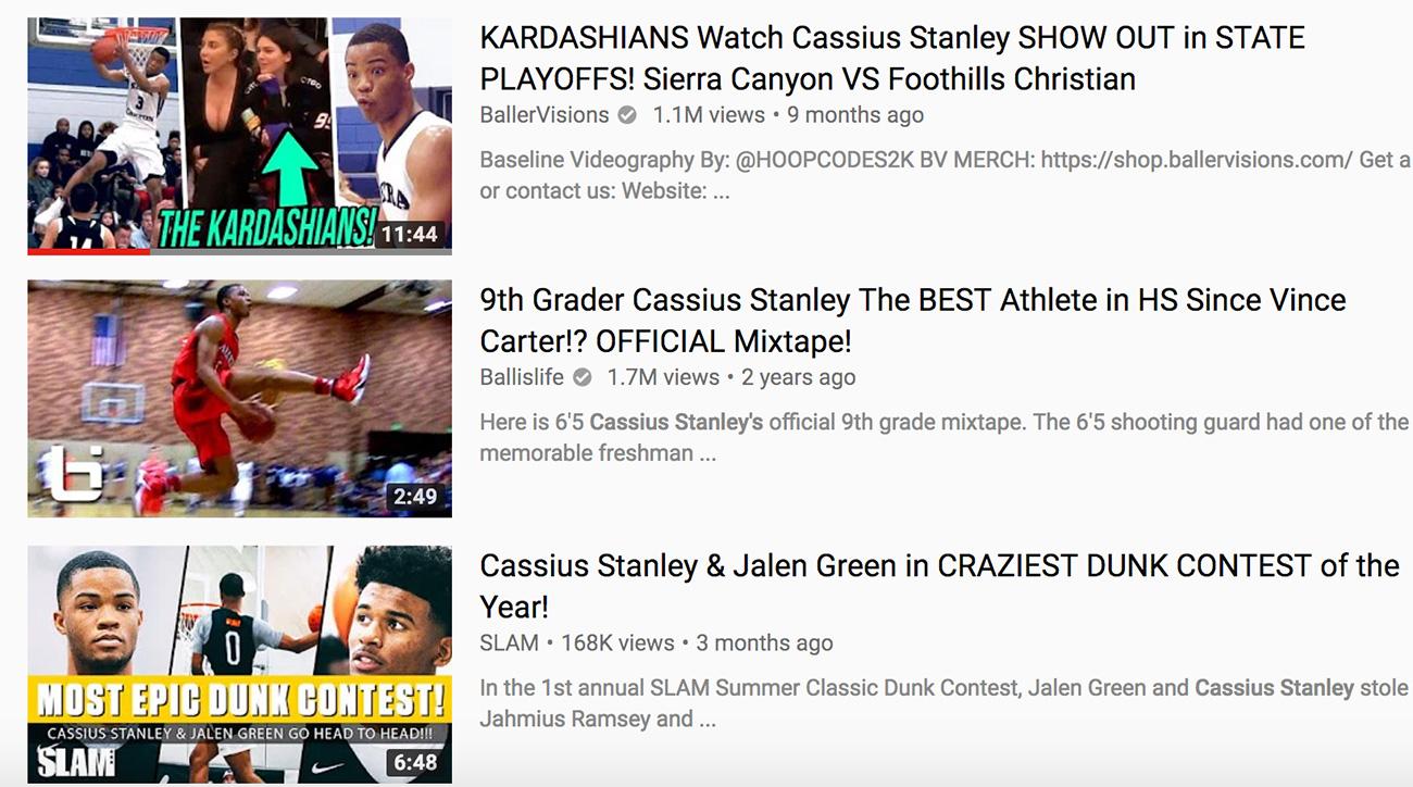 Cassius Stanley