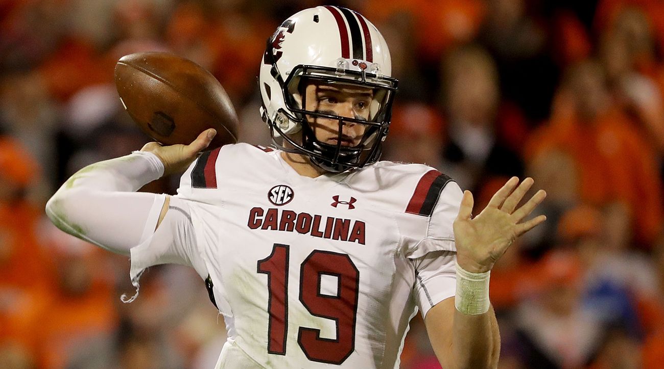 South Carolina QB Jake Bentley