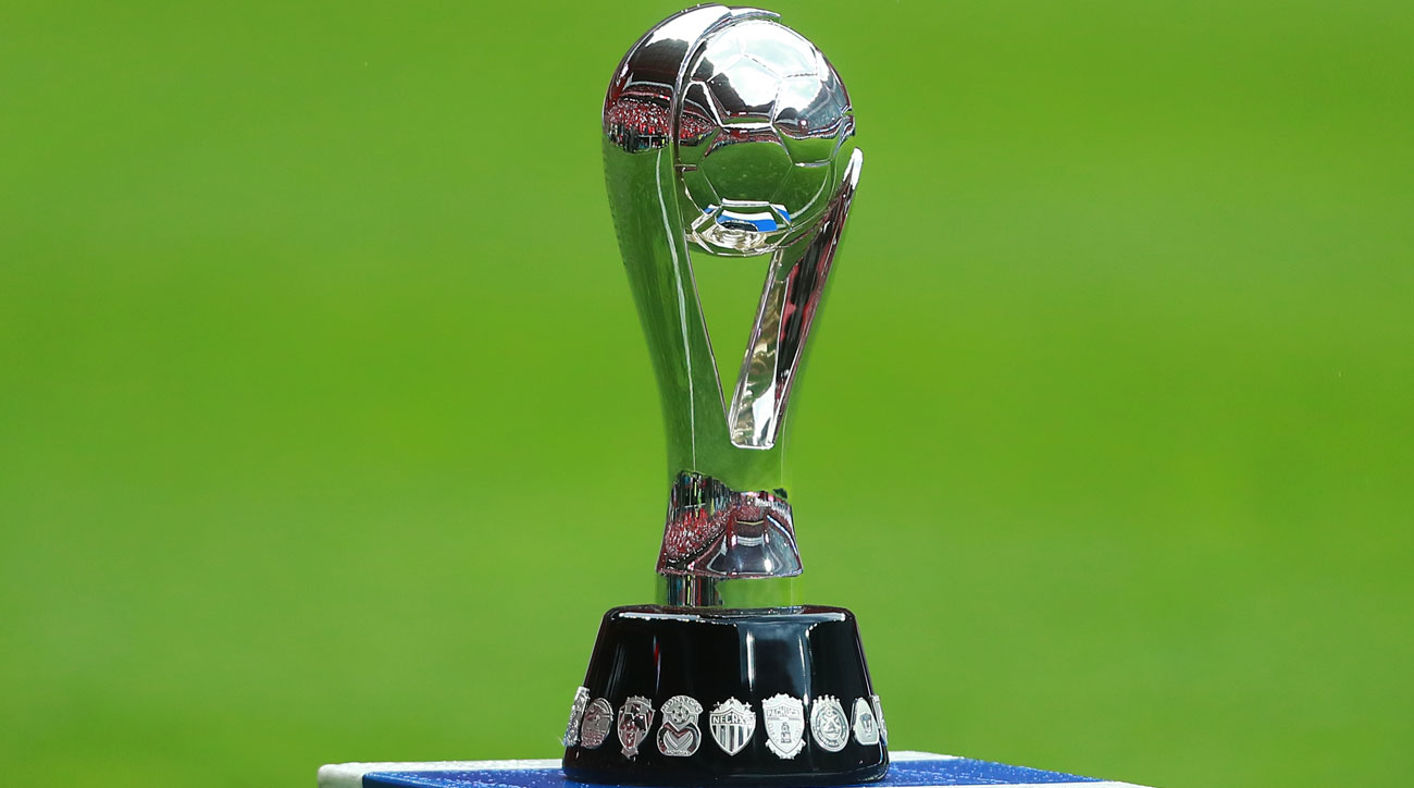 Club America faces Cruz Azul in the Liga MX final