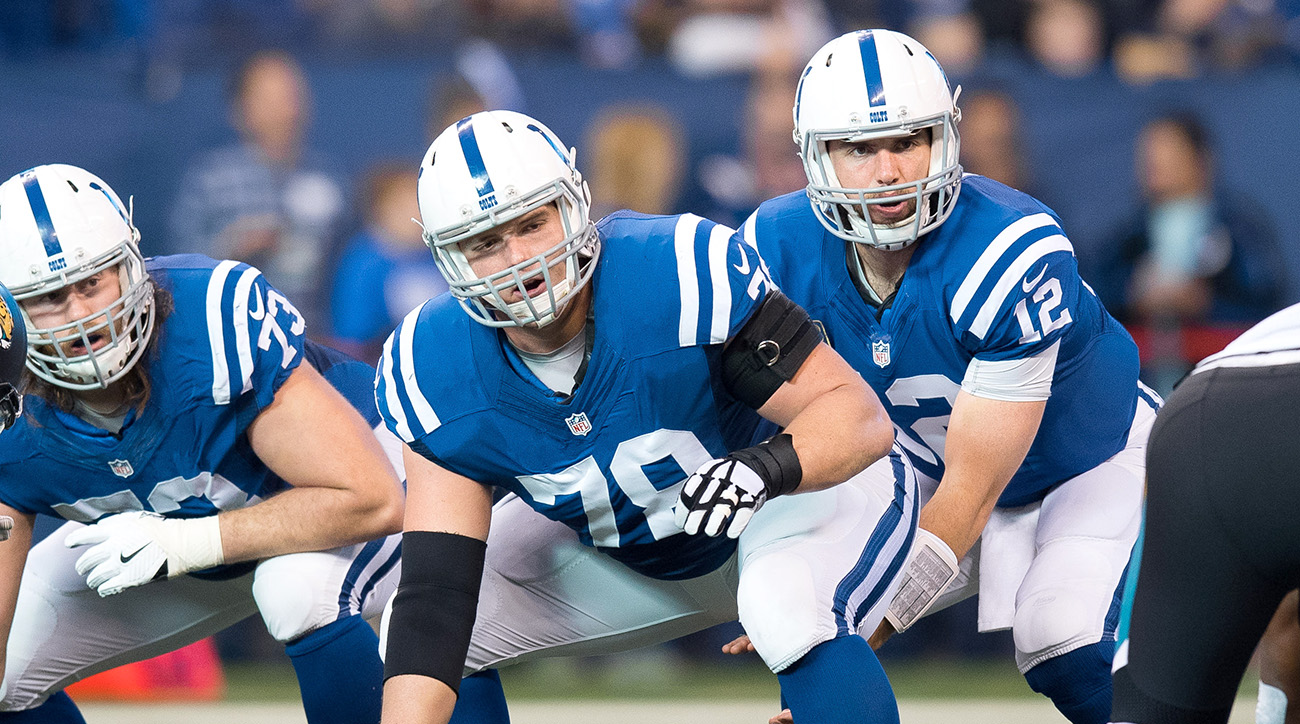 NFL: JAN 01 Jaguars at Colts
