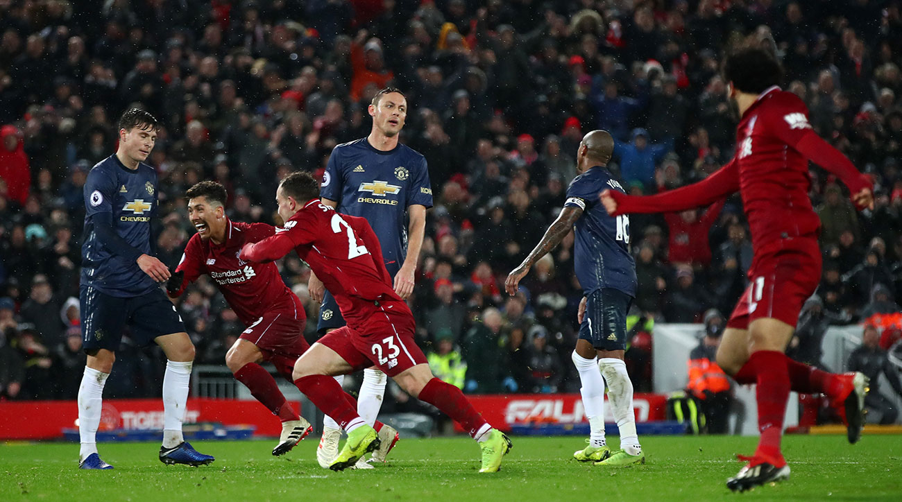 As Liverpool's Stock Keeps Rising, Man United Continues Its Slow Descent Into Mediocrity   Sports Illustrated