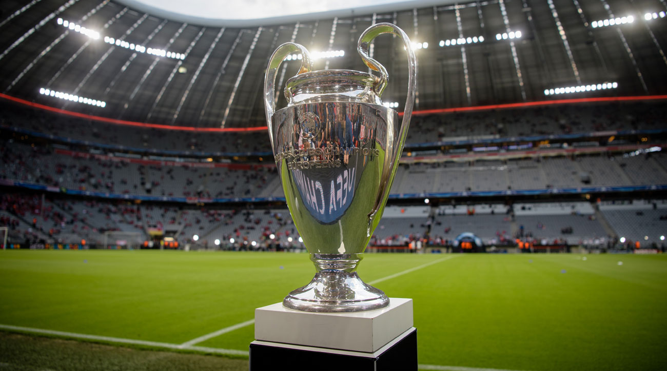 The Champions League is down to its last 16 teams