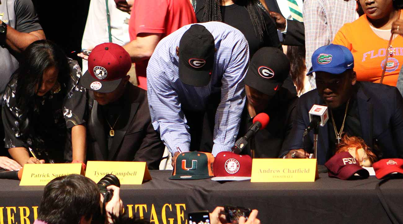 College football signing day 2019: Early signing period lessons for coaches