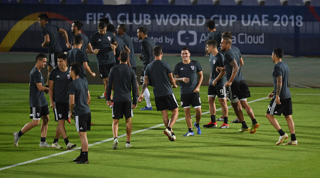 River Plate faces Al Ain in the Club World Cup