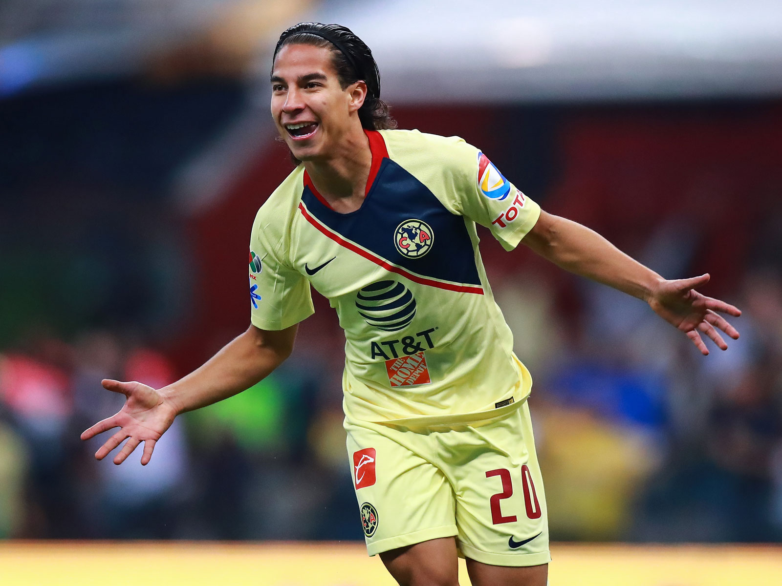 Diego Lainez could be leaving Club America
