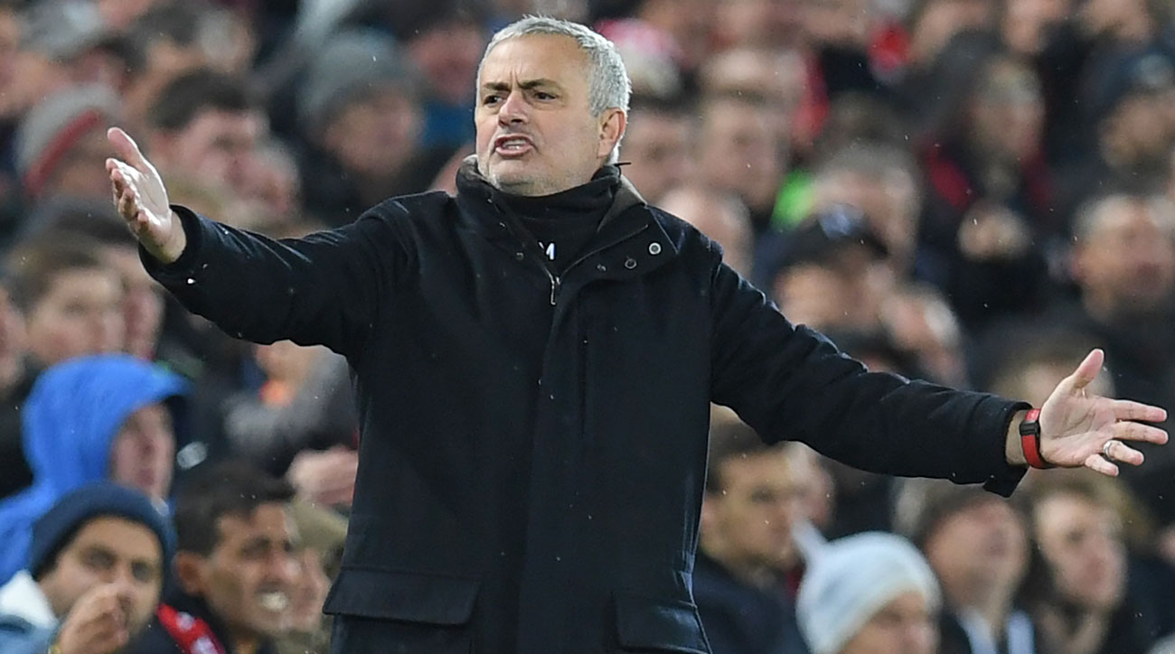 Jose Mourinho is out as manager of Manchester United