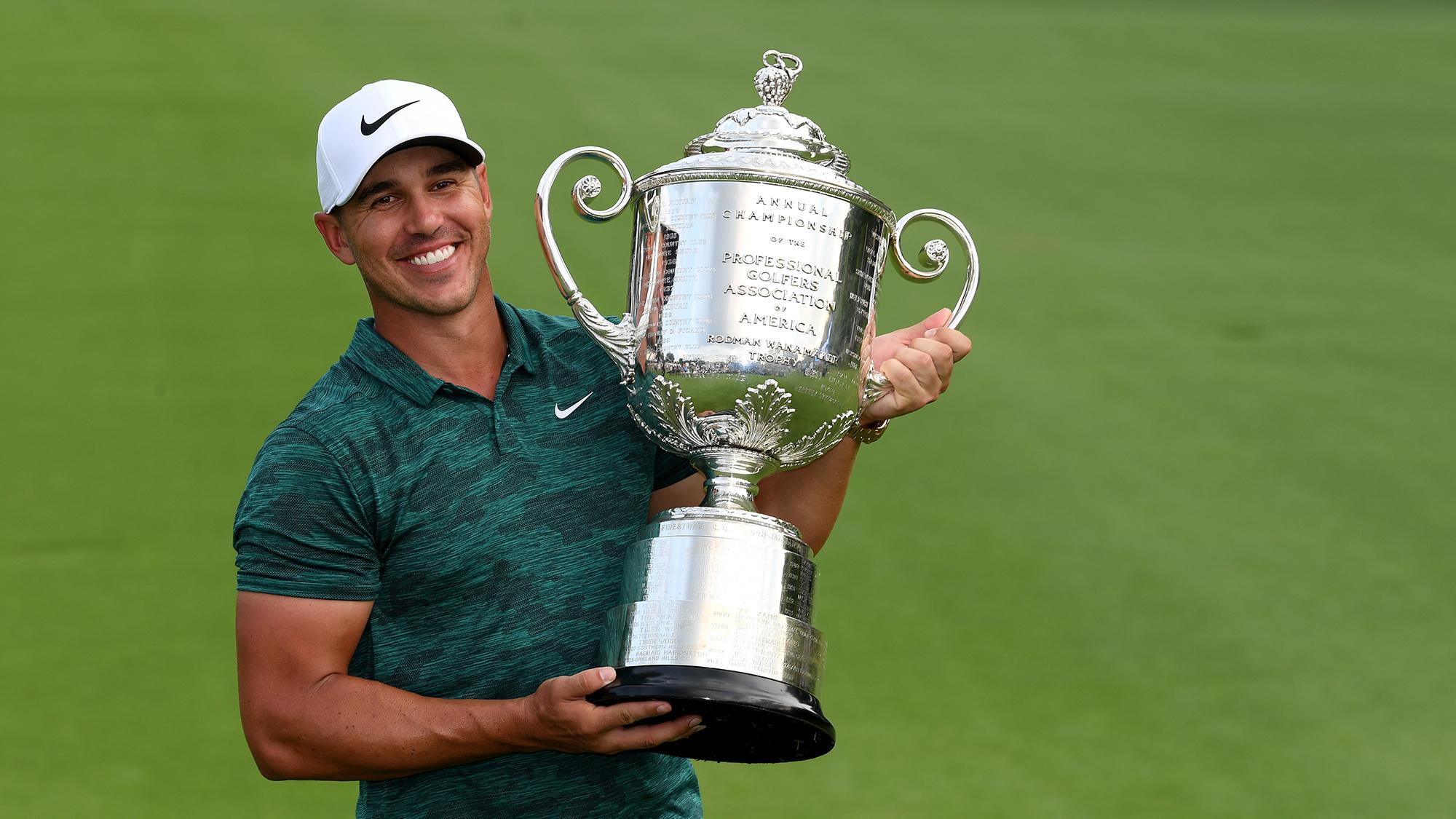 Brooks Koepka trends PGA tour 2019