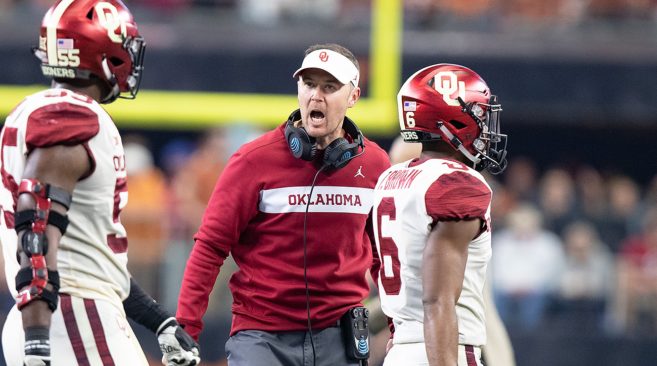 Oklahoma Lincoln Riley