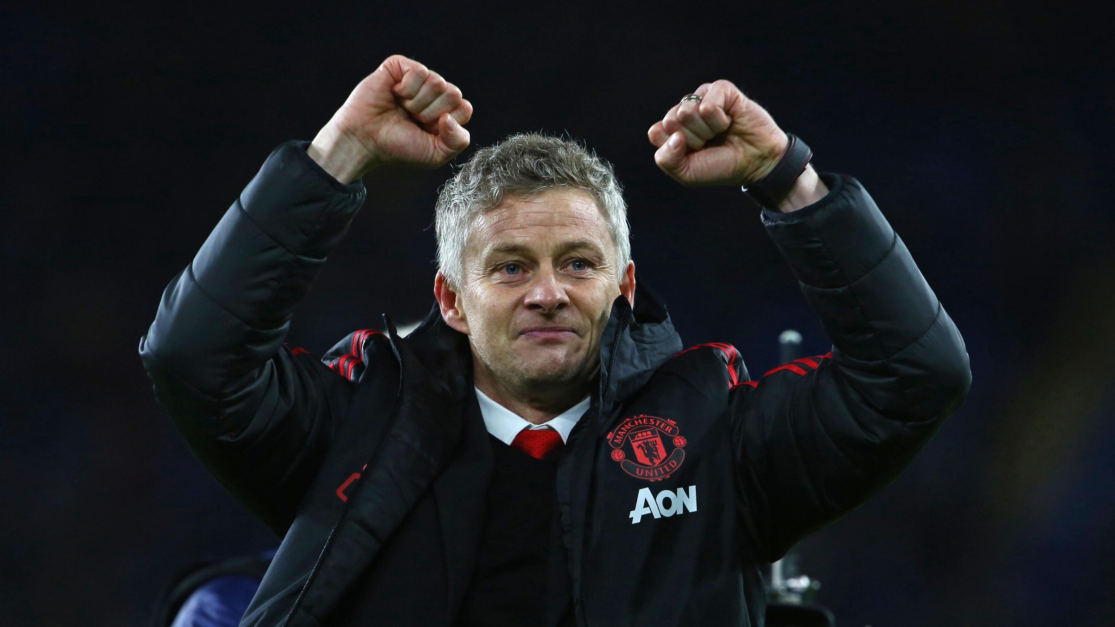 Ole Gunnar Solskjaer Manchester United Cardiff City Jose Mourinho
