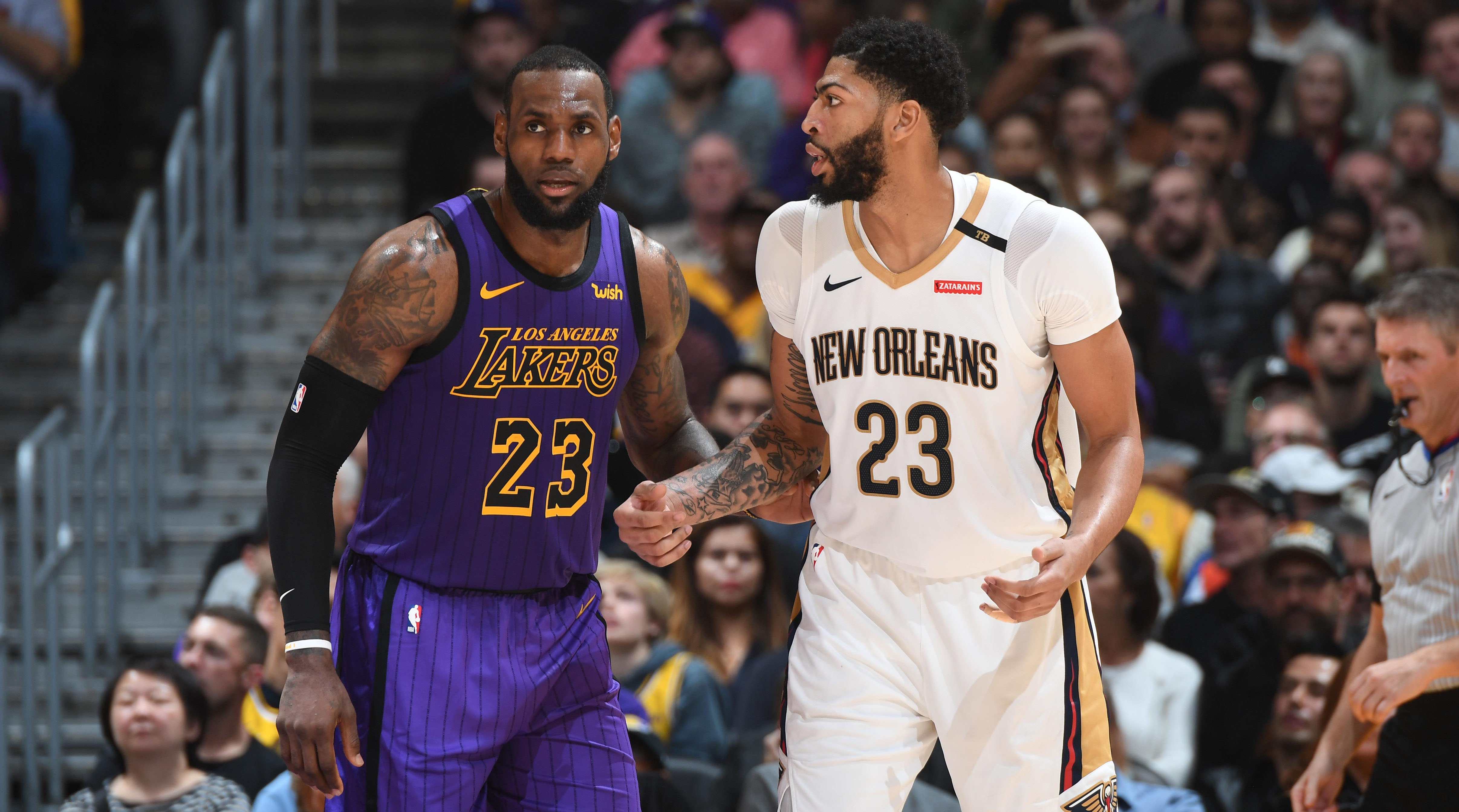0f4b0f5b1de Anthony Davis Trade Rumors: This is the bed the Pelicans have made ...